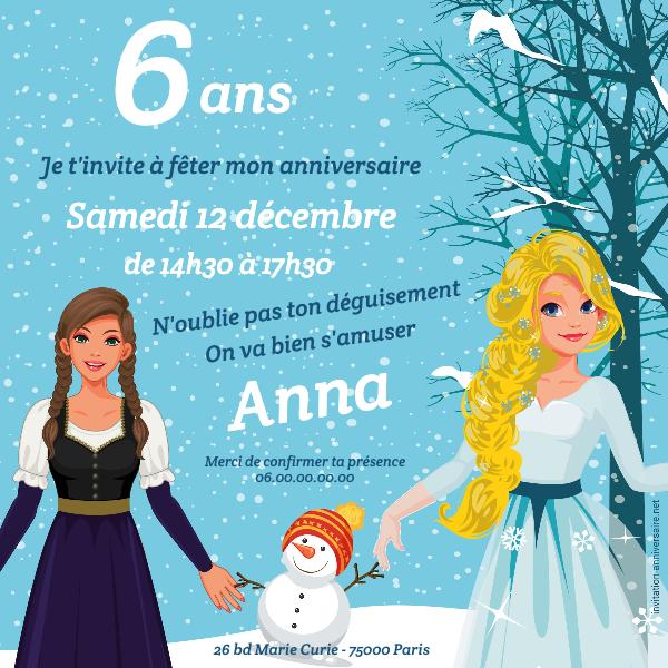 Les reines des neiges